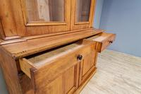 Victorian Oak Library Bookcase (4 of 6)