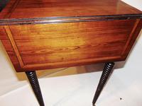 Regency Kingwood Small Pembroke Table (9 of 12)
