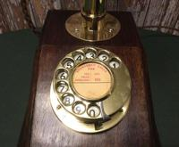 Desk Candlestick Telephone Table Lamp (8 of 8)