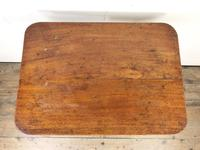 Antique 19th Century Mahogany Tilt Top Table (3 of 7)