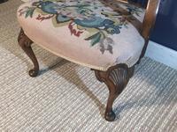 Quality Burr Walnut Child's Chair (10 of 13)