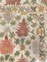 Crewelwork Embroidered Panel (6 of 7)