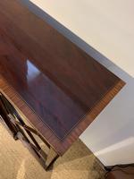 Edwardian Breakfront Bookcase (10 of 13)