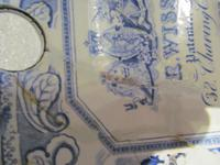 A Rare Blue and White Water Closet (5 of 5)