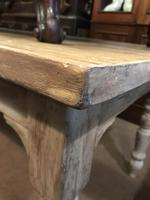 Very Good Late Victorian Antique Pine Table (8 of 14)