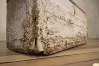 19th Century Rustic Painted Country House Trunk - Coffee Table (7 of 16)