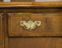 Late 18th Century Walnut Lowboy on Carved Cabriole Legs (4 of 9)