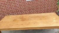French Fruitwood Kitchen Dining Table (9 of 15)
