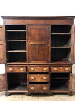 Late 18th Century Welsh Oak Cupboard (10 of 17)