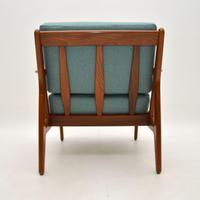 1960's Danish Teak Armchair by Arne Vodder (10 of 11)