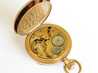 Antique Swiss Gold Filled Pocket Watch (5 of 5)