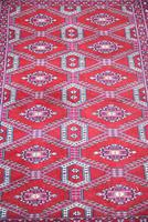 Eastern Red Wool Rug (10 of 11)