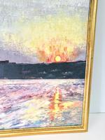 Oil on Canvas Landscape by Mark Ramsden 'Signed' (3 of 6)