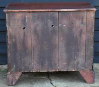 Good Quality Georgian Mahogany Chest of Drawers with Quarter Columns c.1760 (7 of 9)