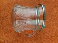 Antique Sterling Silver Hallmarked  Cut Glass Cup Mug 1932, Walter Gardener Groves, London (8 of 8)