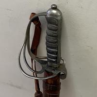 Sword & Scabbard British Army Victorian Maker Hawksworth  Sheffield (5 of 23)