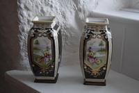 Pair of Early 20th Century Japanese Noritake Vases (3 of 10)