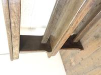 Pair of Antique Oak Refectory Benches (10 of 12)