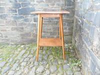 Arts & Crafts Golden Oak Table (2 of 12)