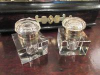 Early Victorian Coromandel Letter & Inkstand (4 of 7)