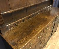 Georgian Period Oak Welsh Dresser (22 of 25)