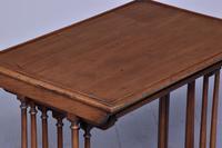 Quartetto of Mahogany Occasional Tables (2 of 6)