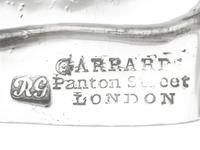 Sterling Silver Candlesticks by Robert Garrard II - Antique George IV 1829 (16 of 18)