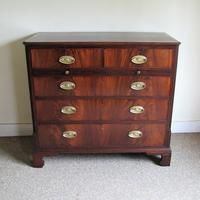 Mahogany Chest of Drawers - Georgian (2 of 6)