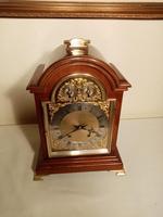 Ting-Tang, W&H  Mahogany Mantel / Bracket Clock (6 of 8)