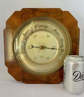 Art Deco Aneroid Barometer.  1930's (6 of 6)
