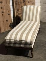 Antique French Chaise Lounge (4 of 11)