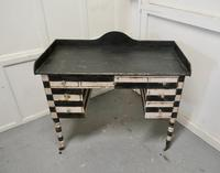 19th Century Italian Baroque Painted Console Side Table (3 of 6)