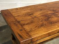 Wonderful Long French Farmhouse Dining Table (7 of 28)