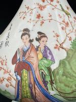 Antique Porcelain Ewer Aşurelik - Ibrik for an Turkish Market / Chinese Influence (11 of 18)