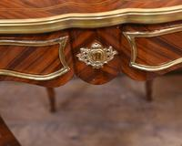 French Gilt Stool Antique Empire Seat c.1920 (7 of 7)
