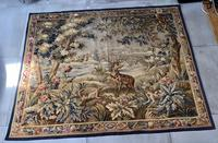 Large 19th Century Tapestry (5 of 5)