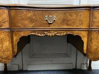 Burr Walnut Dressing Table or Desk by Gillows (2 of 16)