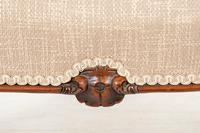 Victorian Walnut Duet Stool (3 of 6)