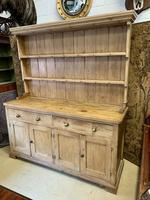 Large Country House Kitchen Dresser (3 of 7)
