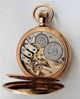 Swiss 1920s Full Hunter Pocket Watch (6 of 6)
