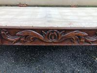 Regency Mahogany Sofa For Recovering (2 of 10)