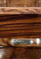 Outstanding Antique Walnut Betjamann's Tantalus (3 of 8)