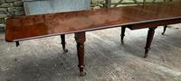 Very Good Late Georgian Extending Dining Table Seats 14/16 (13 of 21)