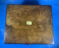 Victorian Figured Walnut Box (2 of 10)