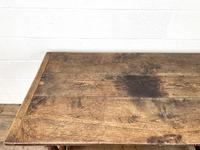 18th Century Antique Joined Oak Table (8 of 10)