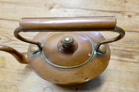 Charming 19th Oval Century Copper Kettle (6 of 9)
