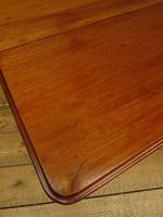 Antique 19th Century Sutherland Table, Drop Leaf Occasional Table for afternoon tea (16 of 17)