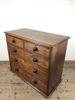 19th Century Antique Oak Chest of Drawers (9 of 13)