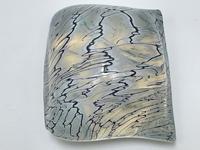 Decorative Art Glass Oude Horn Willem Heesen Signed Pillow Paperweight (15 of 27)