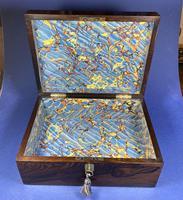 Georgian Brazilian Rosewood Box (5 of 17)